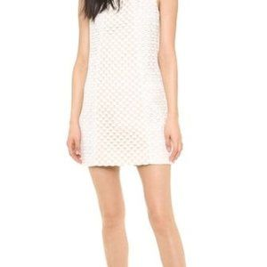 Tibi Sonoran White Eyelet Dress 2